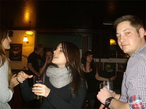 Gig im Coopers Pub 02/03/2013